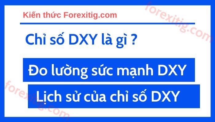 Chỉ số DXY là gì
