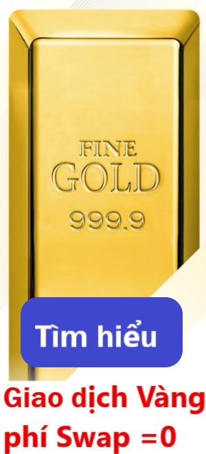 Giao dịch Gold không mất phí