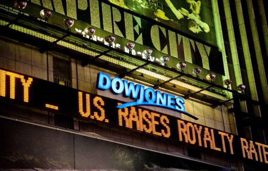Chỉ số công nghiệp trung bình Dow Jones (DJIA)