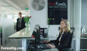 Sàn Forex HotForex