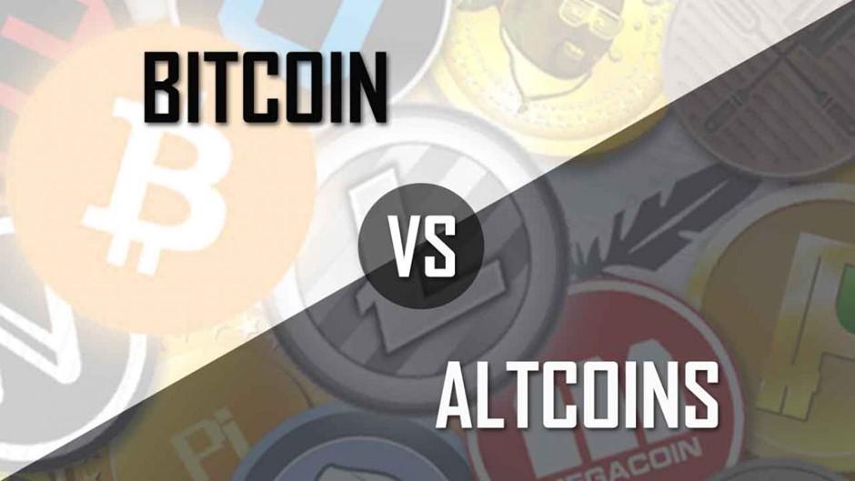Altcoin vs Bitcoin có gì khác nhau