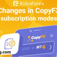 RoboForex cập nhật chế độ CopyFX